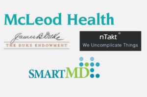 SMARTMD and nTakt Selected by McLeod Health