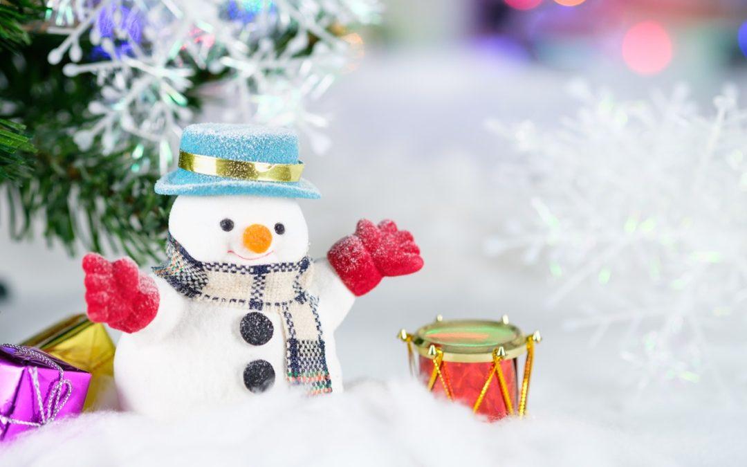 December Holiday News & Notes